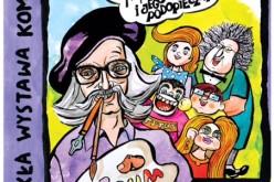 Wystawa prac i komiksów Papcia Chmiela w Muzeum Karykatury