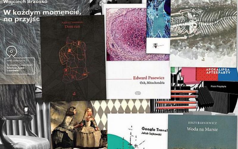 Jakie książki poetyckie miały szansę zdobyć nasze serca w 2015 roku?