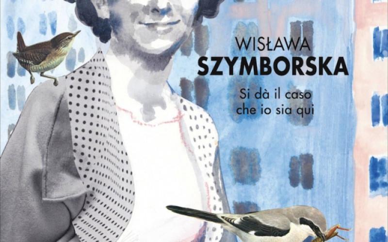 Powieść graficzna o Wisławie Szymborskiej