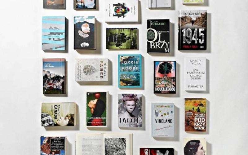 Wyborcza.pl: 25 książek 2015 roku