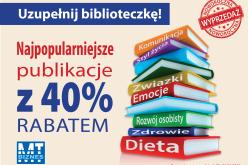 Uzupełnij biblioteczkę!
