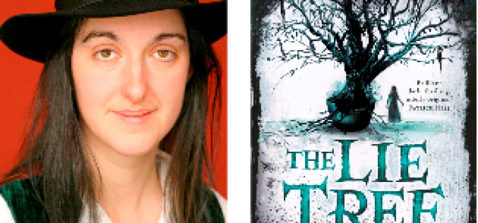 Frances Hardinge z nagrodą COSTA BOOK OF THE YEAR 2015