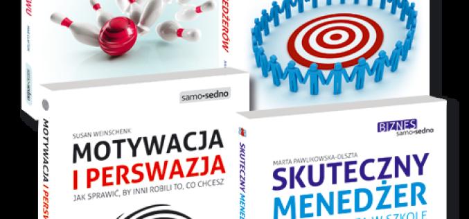 Seria Samo Sedno dla kierowników i menedżerów