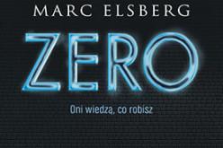 Premiera thrillera ZERO Marca Elsberga