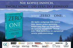 """MT Biznes poleca """"Zero to One"""""""