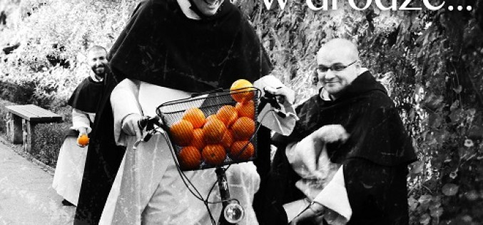 """Wydawnictwo W drodze zaprasza do Warszawy na spotkanie z autorami książki """"Zapach pomarańczy"""""""
