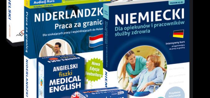 Wydawnictwo Edgard poleca:  języki obce przydatne w pracy