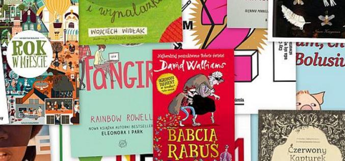 W dziedzinie książek dla dzieci wstydu nie ma – podsumowanie roku 2015