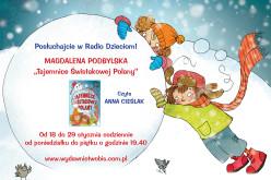 """Posłuchajcie w Radio Dzieciom! """"Tajemnice Świstakowej Polany"""""""