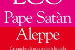 Premiera nowej książki Umberto Eco w sobotę, tydzień po śmierci pisarza