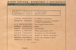 70 lat temu powstał Instytut Literacki