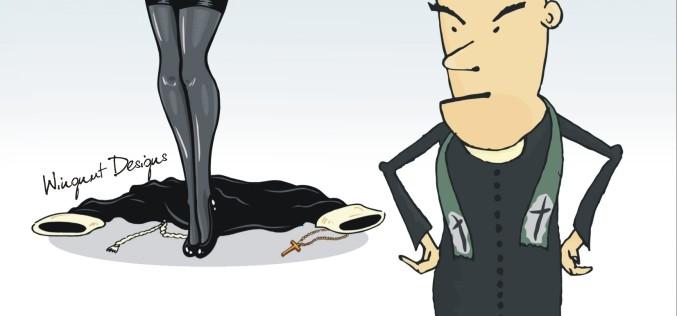 Limeryki niepobożne i inne  – z ilustracjami Andrzeja Mleczki