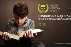Mądra Książka Roku – konkurs na najlepszą książkę popularnonaukową