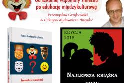 Oto najlepsza książka roku 2015! Śmiech w edukacji! OW Impuls