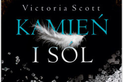 """Victoria Scott """"Kamień i sól """""""