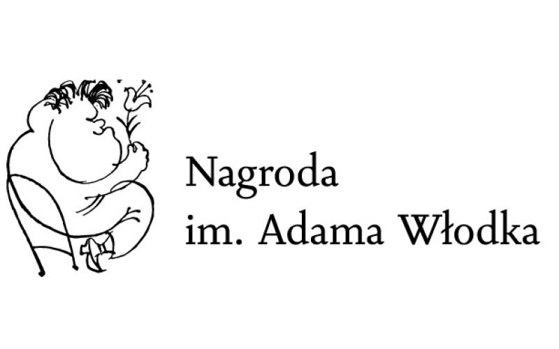 Weronika Gogol i Daniel Warmuz z Nagrodą im. Adama Włodka