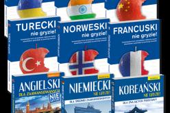 Bestsellerowa seria Nie gryzie!  Z miłości do języków obcych