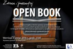 """""""Open Book. Zobacz i przeczytaj"""" na wernisaż zaprasza Biblioteka Śląska"""
