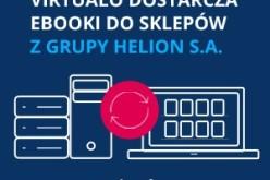 Virtualo dostarcza ebooki do sklepów z Grupy Helion S.A.