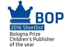 Wytwórnia z nominacją do BOP – międzynarodowej nagrody dla wydawców książek dla dzieci
