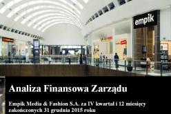 Empik Media & Fashion zamierza sprzedać także księgarnię Gandalf