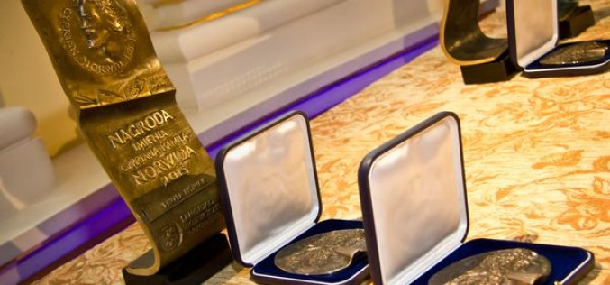 Rozdano Nagrody im. Cypriana Norwida