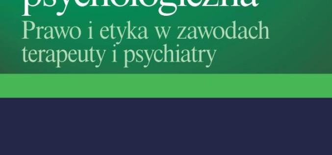 Kodeks etyczny terapeuty i psychiatry