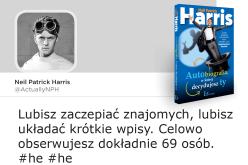 Neil Patrick Harris. Autobiografia, w której decydujesz ty
