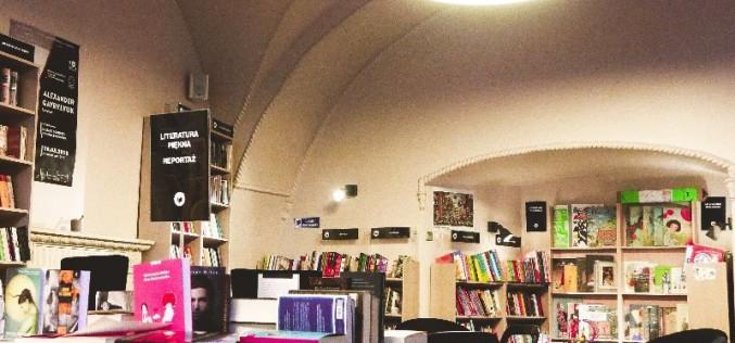 Kraków to dziś mekka ludzi robiących zakupy w księgarniach z pomysłem