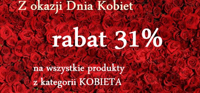 Najlepsze życzenia z okazji Dnia Kobiet wszystkim miłośniczkom wartościowych książek składa Wydawnictwo W drodze