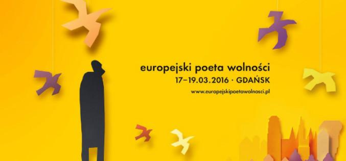Europejski Poeta Wolności 2016