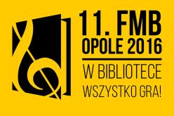 """""""W bibliotece wszystko gra!""""11. Forum Młodych Bibliotekarzy w Opolu"""