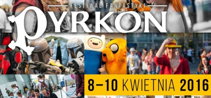 Festiwal Fantastyki Pyrkon 2016