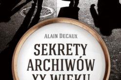 Zmarł pisarz i popularyzator historii Alain Decaux