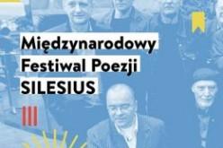 Wrocław: 8-15 maja – Międzynarodowy Festiwal Poezji Silesius