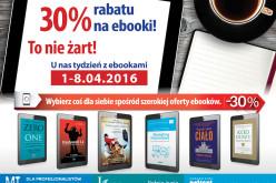 30% rabatu na ebooki w Wydawnictwach MT Biznes, Poltext oraz Laurum! To nie żart!