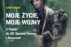 """Bohater prawdziwej akcji – """"Moje życie, moje wojny"""" Alberta Sługockiego"""