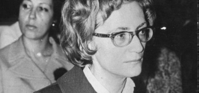 Nie żyje dr Elżbieta Dziębowska (1929-2016)