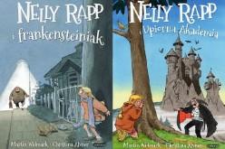 Nelly Rapp – książki z dreszczykiem dla dzieci