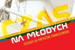Wydawnictwo Świętego Wojciecha poleca – Czas na młodych! Idziemy za papieżem Franciszkiem