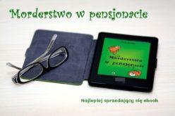 Morderstwo w pensjonacie – najlepiej sprzedający się ebook wydawnictwa Psychoskok