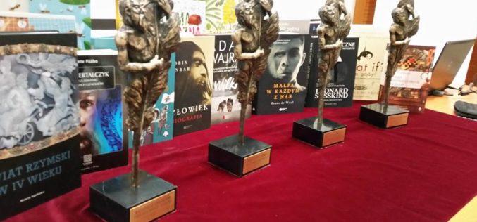 Znamy laureatów konkursu Mądra Książka Roku