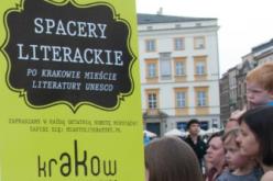 RUSZAJĄ KRAKOWSKIE   SPACERY LITERACKIE 2016