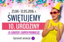 Dojrzała jubilatka – TaniaKsiazka.pl świętuje 10-lecie