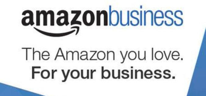 Rośnie popularność sklepu Amazon dla klientów hurtowych i biznesowych