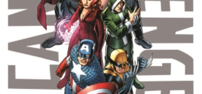 Miesiąc pod egidą Avengers!