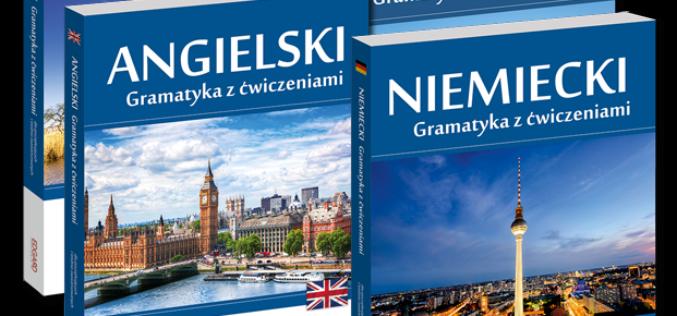 Seria Gramatyka z ćwiczeniami – nowość wydawnictwa Edgard