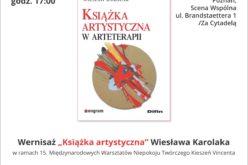 Zaproszenie na wernisaż Wiesława Karolaka
