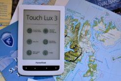 PocketBook na Arktyce