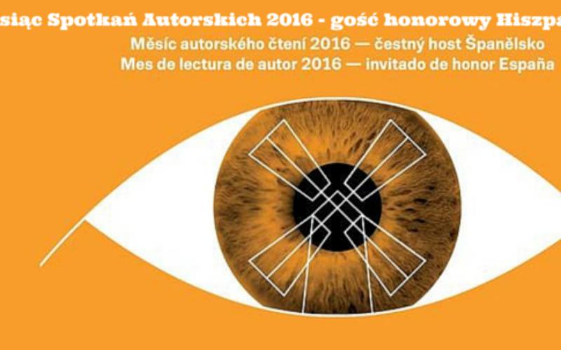 Międzynarodowy festiwal literacki Miesiąc Spotkań Autorskich 2016